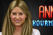 Anna Kournikova Make Up