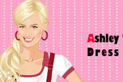 Ashley Tisdale Dress Up
